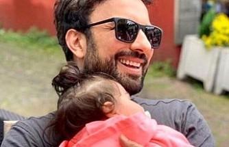 Tarkan'dan kızının fotoğrafıyla Babalar Günü'nü kutlaması