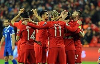 Türkiye, FIFA dünya sıralamasında yükseldi