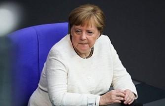 Angela Merkel'den sağlık durumuna ilişkin açıklama