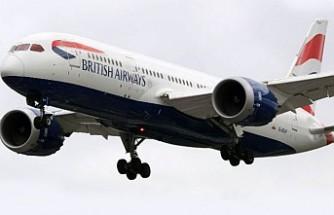 British Airways, o ülkeye uçuşları durdurdu