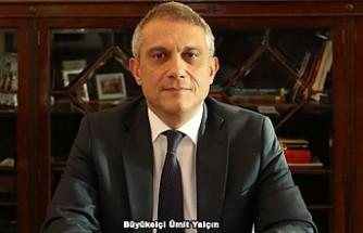 Büyükelçi Ümit Yalçın'dan 'Ankara Anlaşması' Açıklaması