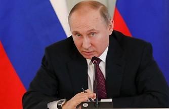 Putin'den 'AB ile diyaloğa hazırız' mesajı