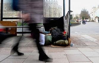 İngiltere'de binlerce evsiz çocuk 'gemi konteynerlerinde yaşıyor'