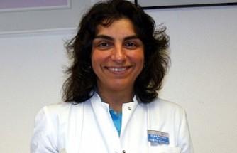 Avrupa'da bir ilki gerçekleştiren Dr Dilek Gürsoy'a büyük onur