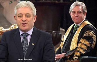 Brexit'e renk katan başkan veda ediyor