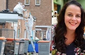 Ünlü oyuncu Lorraine Bream'in cesedi çatıda bulundu