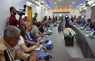 İngiliz milletvekillerinden terör örgütü YPG/PKK'ya ziyaret