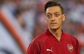 Mesut Özil, Londra'daki evini satışa çıkardı!