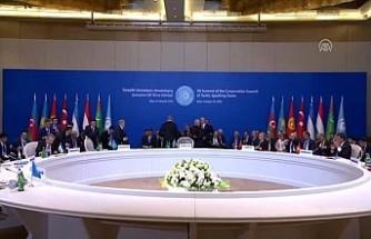 Türk Konseyi 7. Zirvesi Bakü'de yapılıyor