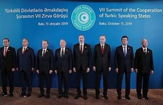 Türk Konseyi 7. Zirvesi'nde liderlerden önemli mesajlar