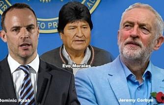 Bolivya'daki kriz karşı karşıya getirdi