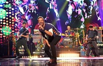 Coldplay, 'çevre kaygılarından' dolayı dünya turnesine çıkmayacak