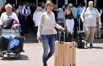 İngiliz turistler 2020'yi kapattı