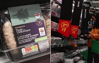 İngiltere'de 'siyah plastik' kullanımı bitiyor