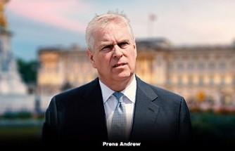 Prens Andrew, kamusal görevlerini bıraktı