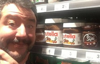 Aşırı Sağlı Politikacı Salvini'ye Türk Fındığı 'Dokundu'
