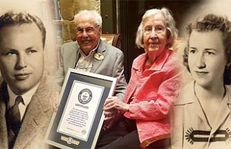 En yaşlı çift 80'inci evlilik yıl dönümünü kutlayacak
