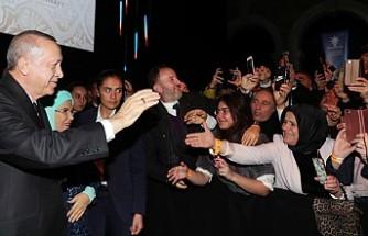 Erdoğan Londra'da Vatandaşlarla Buluştu