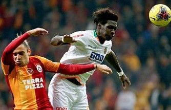 Galatasaray, Aytemiz Alanyaspor'u Konuk Etti