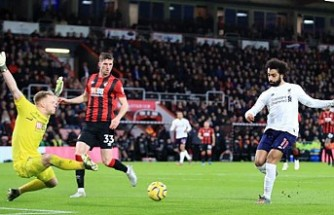 Liverpool'dan üst üste 7. galibiyet