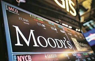 Moody's Türkiye'nin kredi notunu güncellemedi