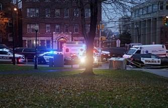 New Jersey eyaletinde silahlı çatışma