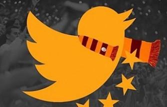 Twitter'da en çok konuşulan takım Galatasaray oldu