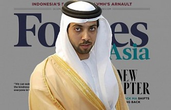 Amerikan Forbes Dergisi Veliaht Prensi bin Zayed'i yazdı!