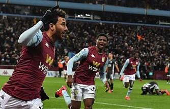 Aston Villa, İngiltere Lig Kupası finalinde