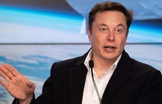 Elon Musk, 1 milyon insanı Mars'a göndermeyi planlıyor