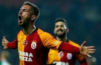 Galatasaray, Galibiyet Serisini Konya'da da Sürdürdü