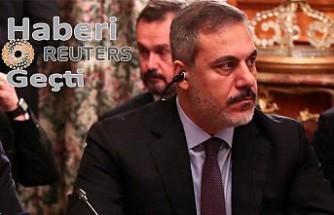Hakan Fidan, Suriye İstihbarat Başkanı Ali Memlük İle Görüştü