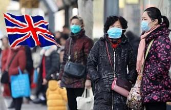 İngiltere'den Çin'e seyahat uyarısı