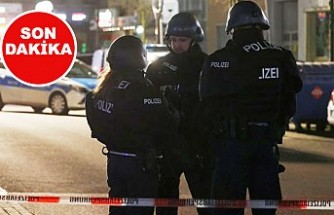 Almanya'da iki silahlı saldırı sekiz ölü