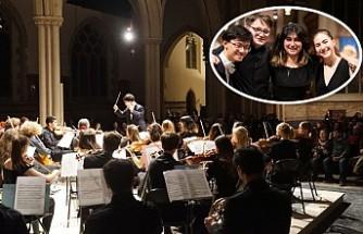 Apollo Filarmoni Orkestrası'ndan Londra'da Unutulmaz Bir Konser Daha