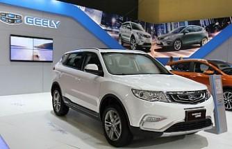 Çinli otomotiv şirketi Geely 'virüs geçirmeyen' araba üretecek