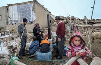 Deprem Bu Defa Van Başkale'yi Vurdu