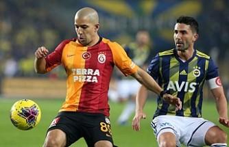 Galatasaray 20 Yıl Sonra Kadıköy'de Galip