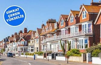 Londra'da konut fiyatları artışa geçti