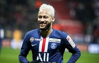 Neymar'dan Türk futbolseverlere mesaj