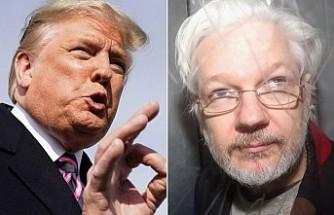 Trump'ın Assange'a af teklif ettiği iddiası