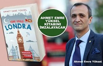'Türk Usulü Londra' Kitabı İçin Londra'da İmza Günü Yapılacak