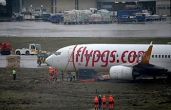 Uçak kazası soruşturmasında kaptan pilotun ifade verdi