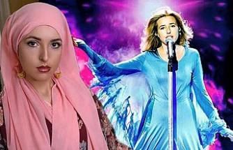 ABD'li Şarkıcı Jennifer Grout, 'Ayetel Kürsi'yi Okudu Gündem Oldu