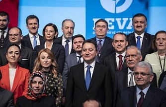 Demokrasi ve Atılım Partisi (DEVA) Ali Babacan Liderliğinde kuruldu