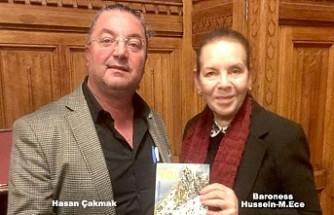 İngiliz Parlementosunda Kıbrıs Kültürü Tartışıldı