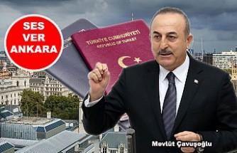 İngiltere'de Mahsur Kalan Türk Vatandaşları Dönmek İstiyor