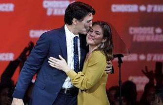 Kanada Başbakanı Trudeau'nun eşi koronavirüsü atlattı