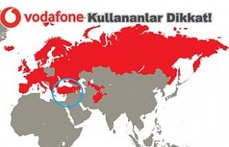 Vodafone Koronovirüs Fırsatçılığı Yapıyor