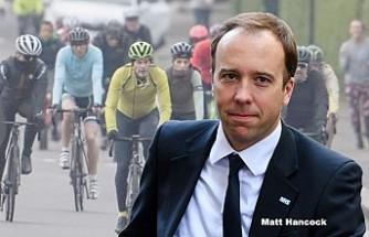 İngiltere Sağlık Bakanından Spor Uyarısı